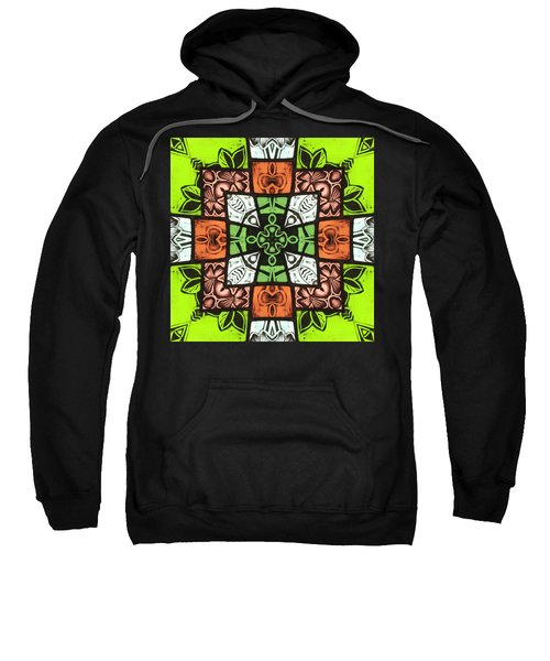 Boho Blocks Sweatshirt
