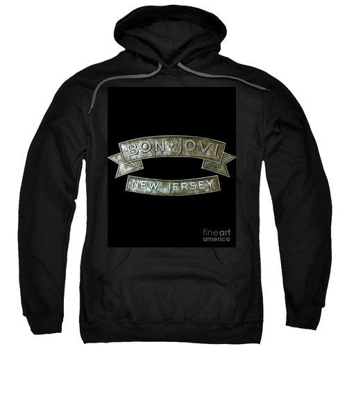 Bon Jovi New Jersey Sweatshirt