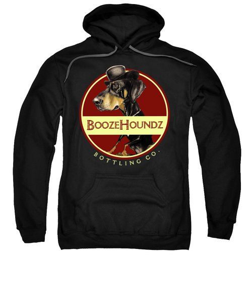 Boozehoundz Bottling Co. Sweatshirt