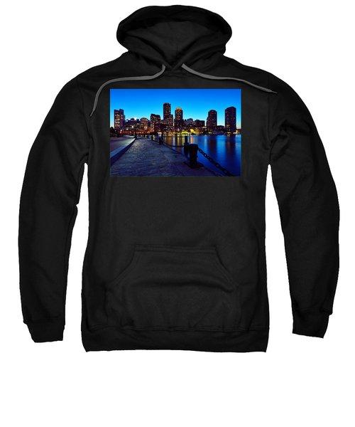 Boston Harbor Walk Sweatshirt