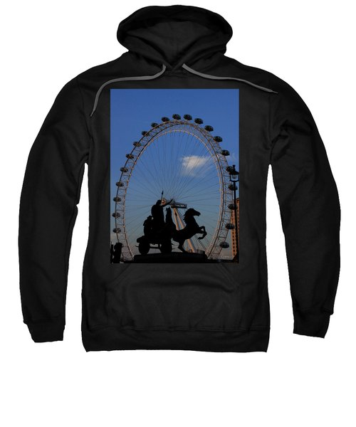 Boudicca's Eye Sweatshirt