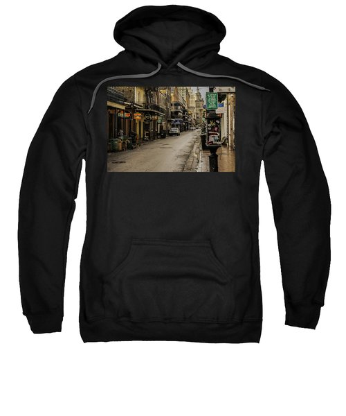 Bourbon Street By Day Sweatshirt