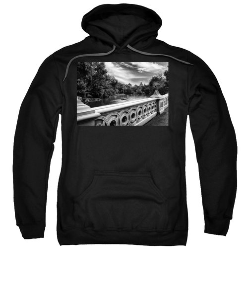 Bow Bridge Monochrome Sweatshirt