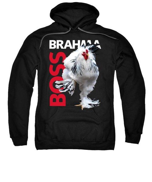 Brahma Boss T-shirt Print Sweatshirt