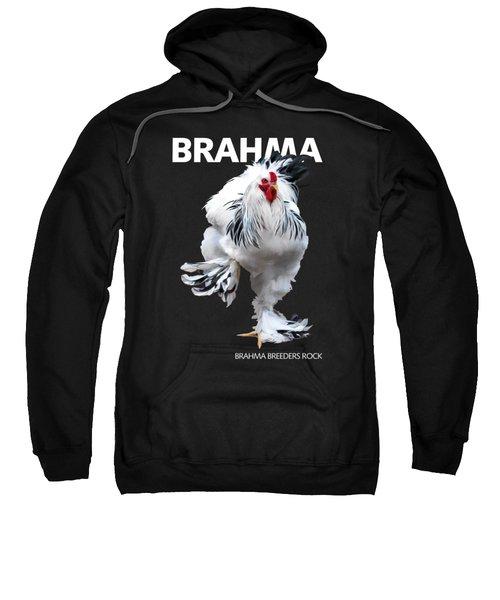 Brahma Breeders Rock T-shirt Print Sweatshirt