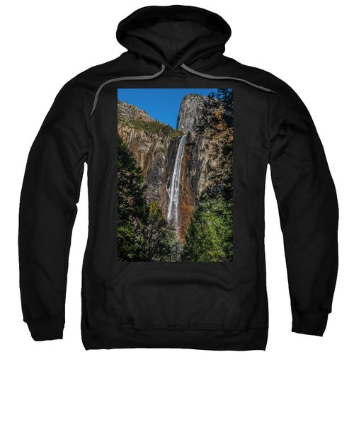 Bridal Veil Falls - My Original View Sweatshirt
