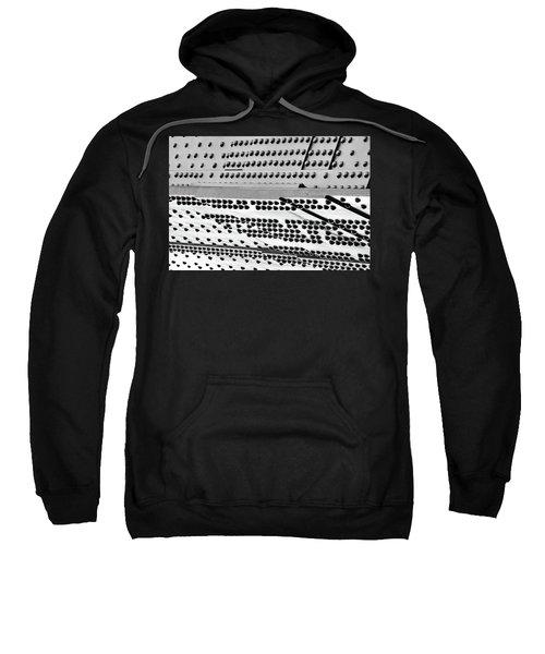 Bridge Abstract No. 37-1 Sweatshirt