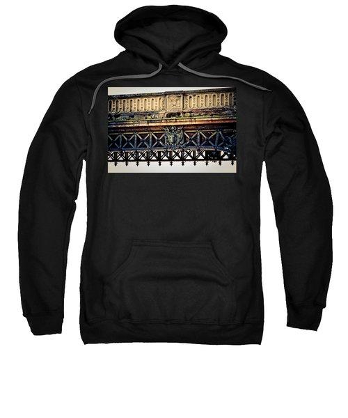 Bridge Ornaments In Germany Sweatshirt