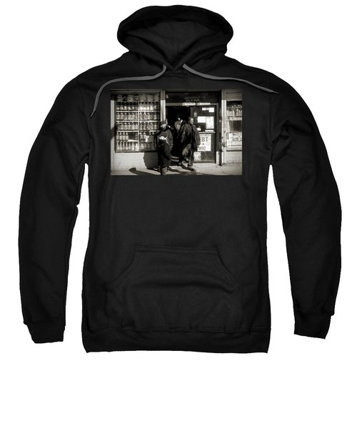 Bronx Scene Sweatshirt