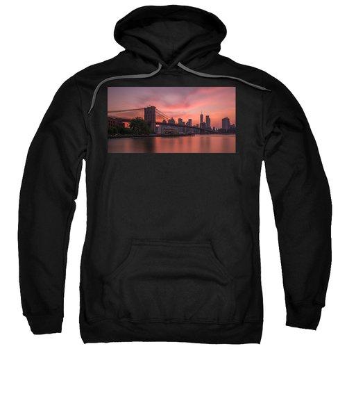 Brooklyn Bridge Sunset Sweatshirt