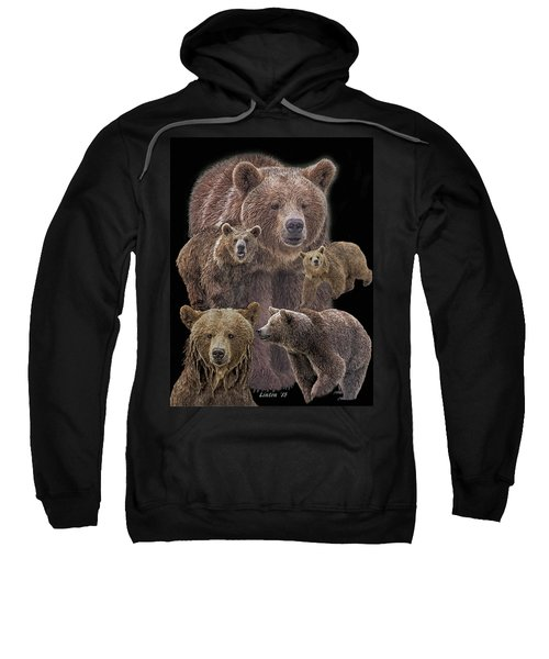 Brown Bears 8 Sweatshirt