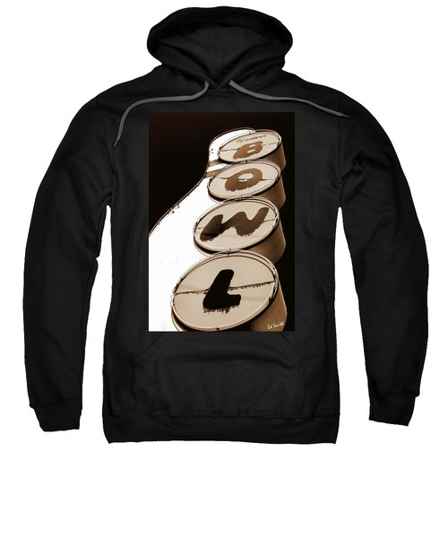 Brown Bowl Sweatshirt