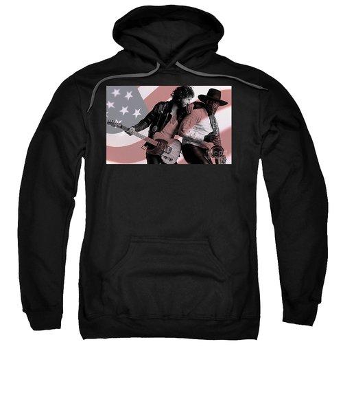Bruce Springsteen Clarence Clemons Sweatshirt