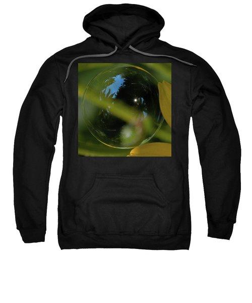 Bubble In The Garden Sweatshirt
