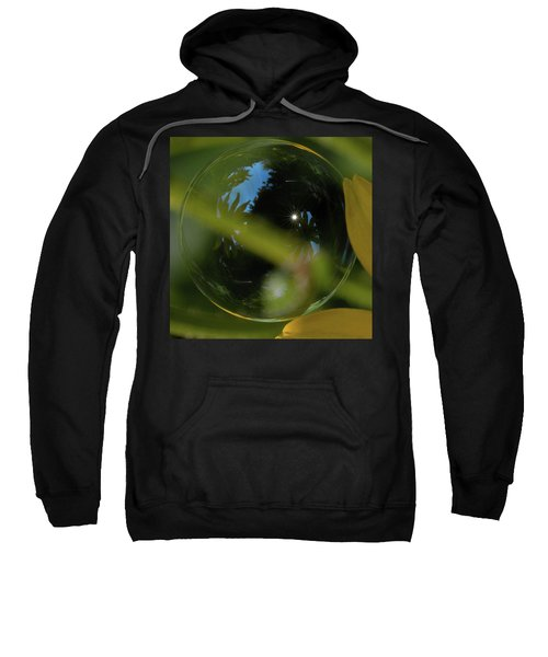 Bubble In The Garden Sweatshirt