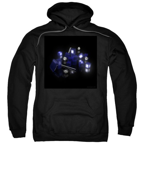 Building Blocks Of Space Time Travel Sweatshirt