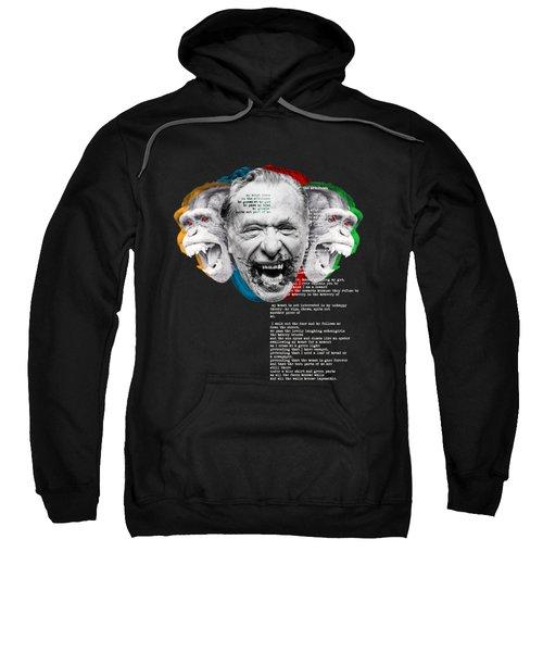 Bukowski's Beast Sweatshirt by The Boy 2017