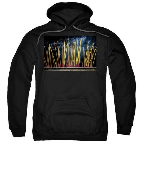 Burning Joss Sticks Sweatshirt