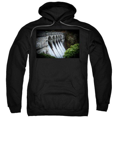 Burrator Reservoir Dam Sweatshirt