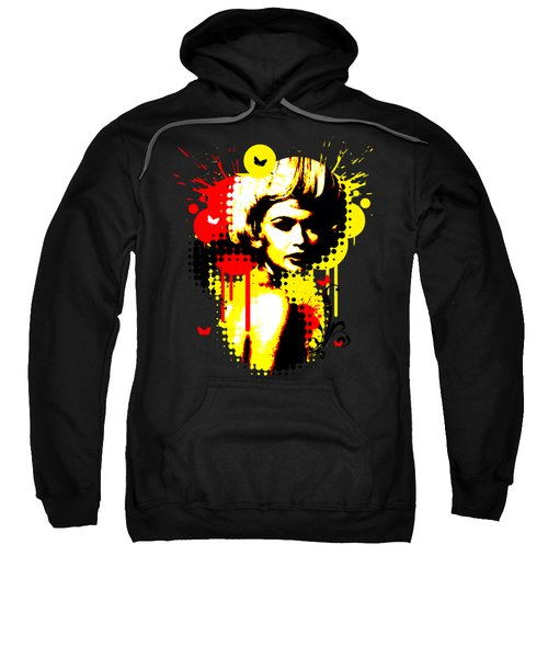 Butterfly Headcase Sweatshirt