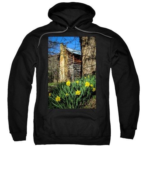 Cabin Spring Sweatshirt