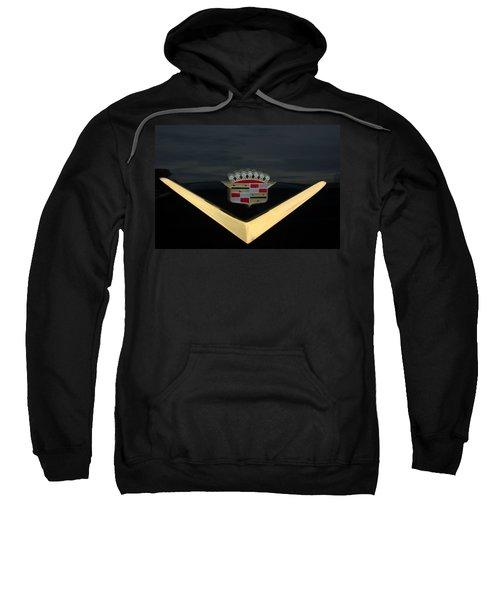 Cadillac Hood Emblem Sweatshirt
