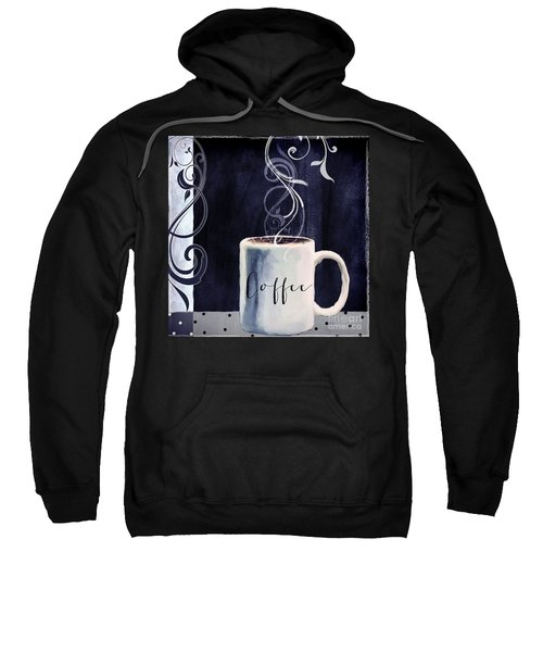 Cafe Blue I Sweatshirt