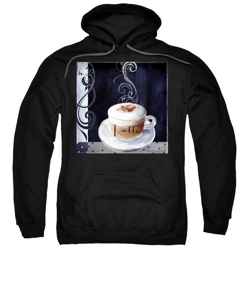 Cafe Blue II Sweatshirt