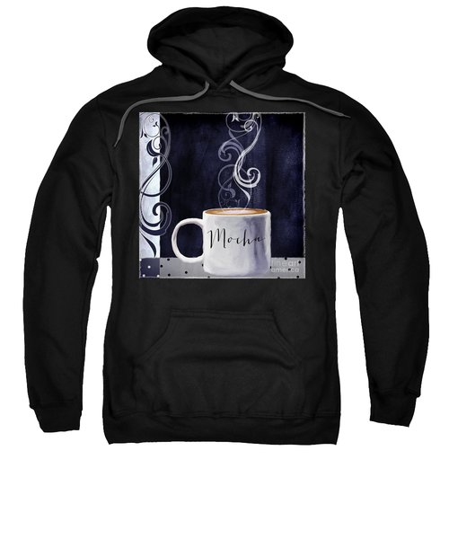 Cafe Blue IIi Sweatshirt