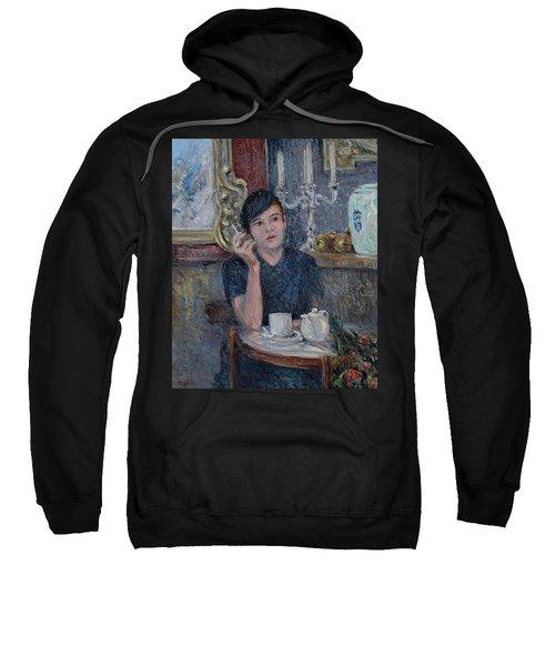 Cafe De Paris  Sweatshirt