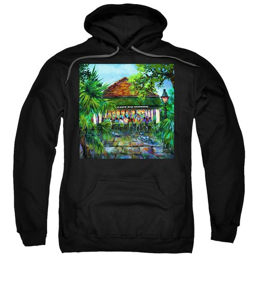Cafe Du Monde Morning Sweatshirt