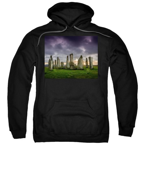 Callanish Stone Circle, Scotland Sweatshirt