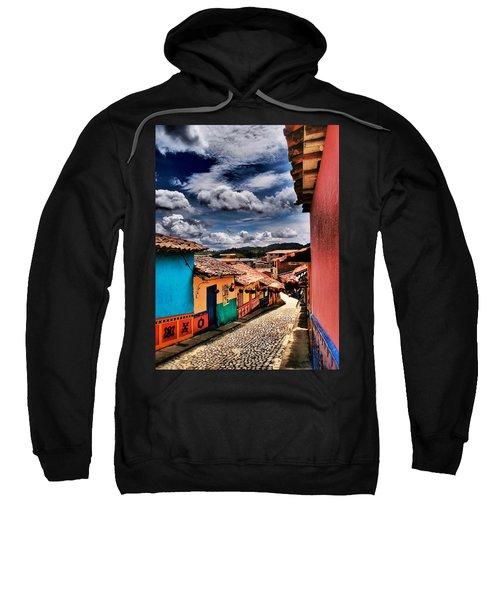 Calle De Colores Sweatshirt