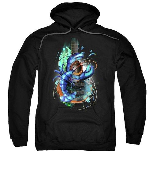 Cancer Sweatshirt by Melanie D