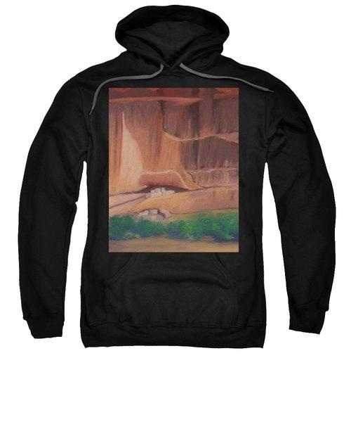 Canyon De Chelly Cliffdwellers #2 Sweatshirt