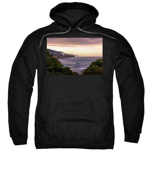 Cape Perpetua, Oregon Coast Sweatshirt