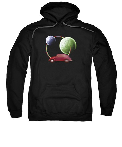 Car Space  Sweatshirt