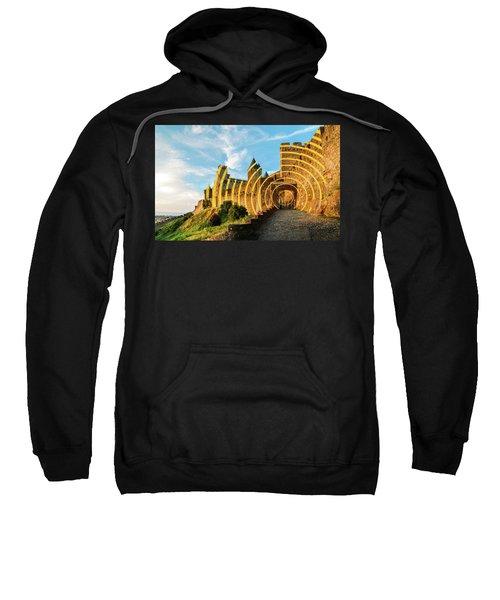 Carcassonne's Citadel, France Sweatshirt