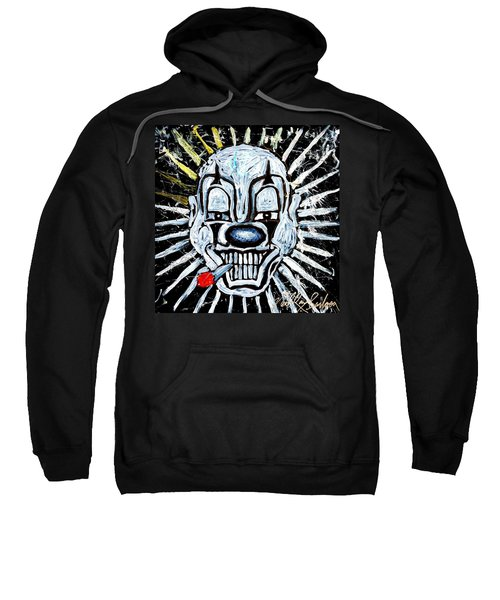 Carnival Clown Sweatshirt