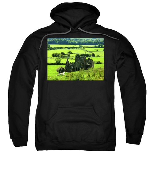 Castle Ruins Countryside Sweatshirt