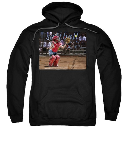 Catch It Sweatshirt by Kelley King