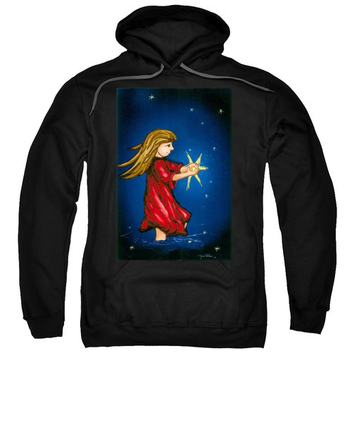 Catching Moonbeams Sweatshirt