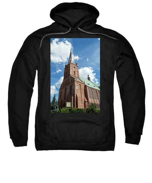 Cathedral Basilica Of St. James The Apostle, Szczecin A Sweatshirt