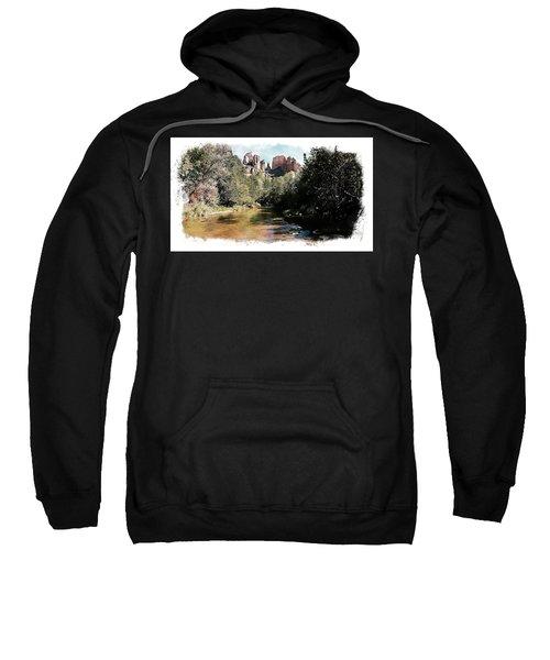 Cathedral Rock - Sedona, Arizona Sweatshirt