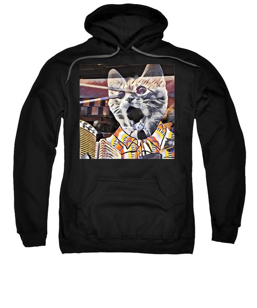 Cats On Congress Sweatshirt