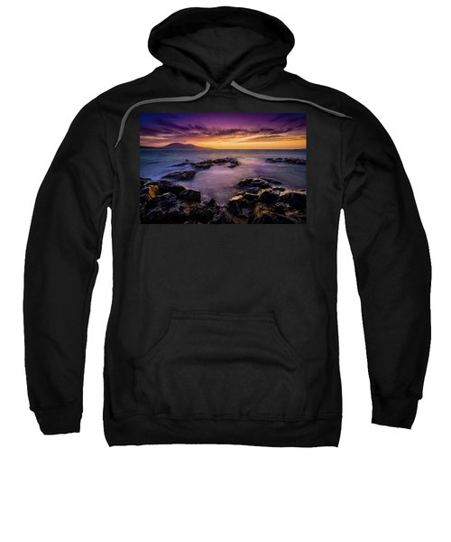 Ceapabhal And Traigh Mohr, Isle Of Harris Sweatshirt