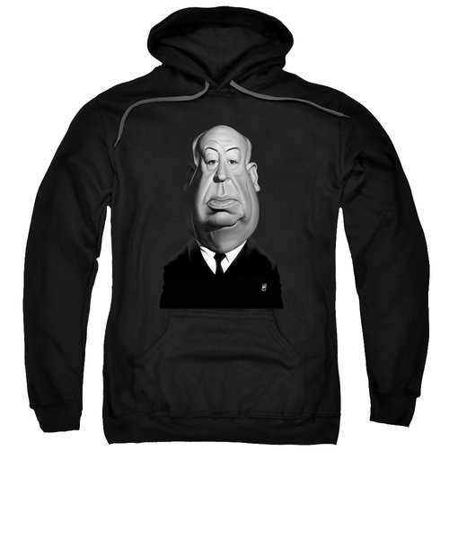Celebrity Sunday - Alfred Hitchcock Sweatshirt