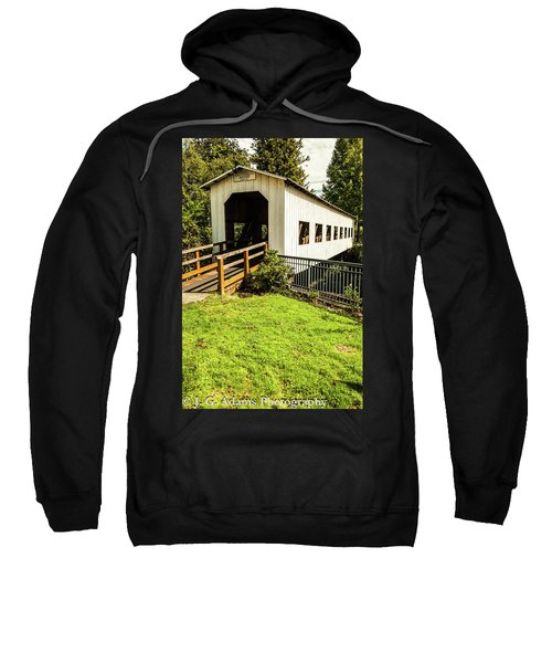 Centennial Bridge Sweatshirt