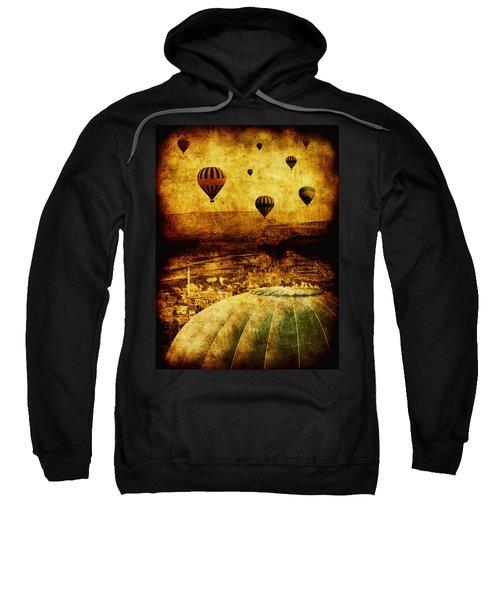 Cerebral Hemisphere Sweatshirt