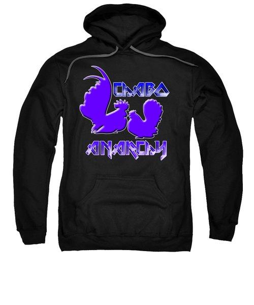 Chabo Anarchy Bluepurple Sweatshirt